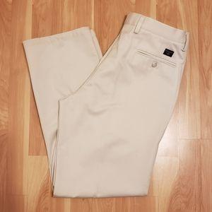 Dockers Classic Fit Flat Front Dress Pants | 34x34